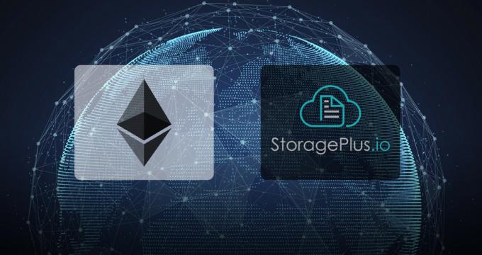 storageplus.io - first blockchain application in Mauritius